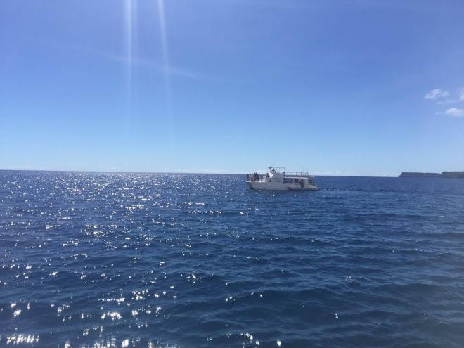 Boat Tour in Guam