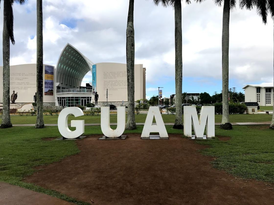 Guam Letters