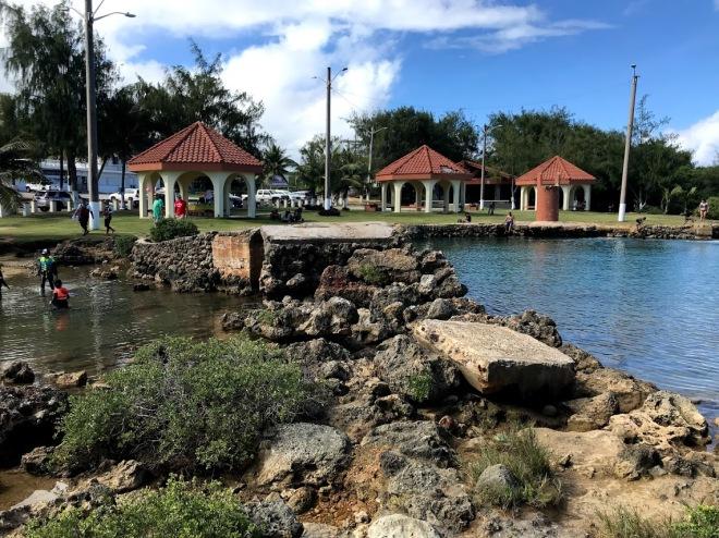 Park in Guam